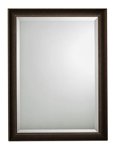 nish Rectangle Wall Mirror - Made in USA (26 1/8