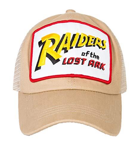 A&C Hero Indiana Jones Cap,Indiana Jones Hat,Raiders of The Lost Ark Cap Hat for Men Women (Raiders Of The Lost Ark Hat For Sale)