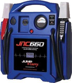 Pro 660 Jump-N-Carry 1700 Peak Amp 12 Volt Jump Starter-2Pack