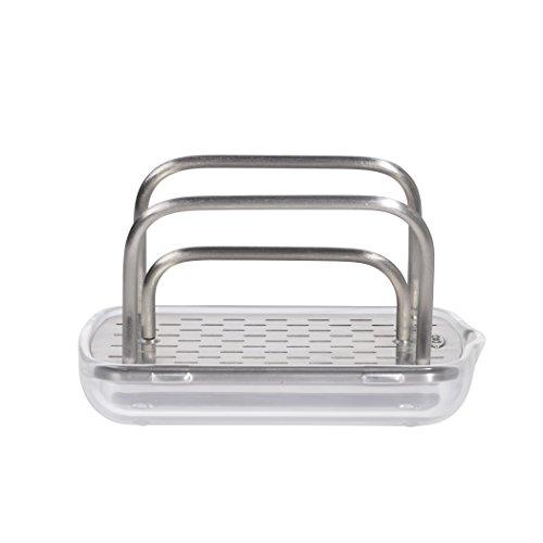 Amazon.com: OXO Good Grips Stainless Steel Sponge Holder: Home U0026 Kitchen