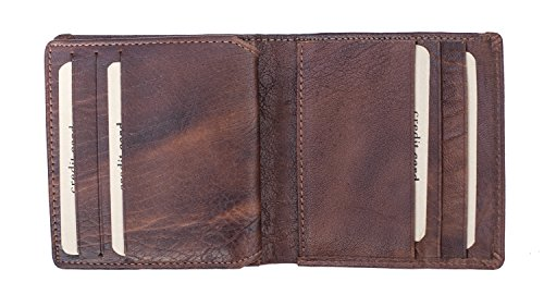 The Leather Twenty8 Brown Twenty8 The Designer Bank Mens Wallet Cognac Bank Mens AqS86In8
