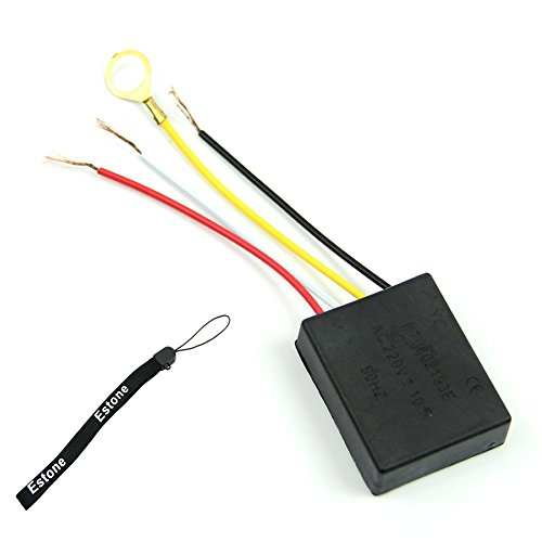 heroneo® table light parts on off 1 way touch control sensor bulb heroneo® table light parts on off 1 way touch control sensor bulb lamp switch amazon co uk lighting