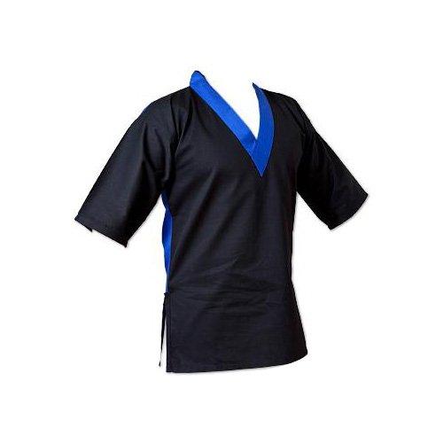 ProForce Gladiator Two-Tone Team Uniform - Black / Blue - Size 0