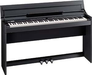 Roland DP-990F SuperNATURAL Piano - Satin Black