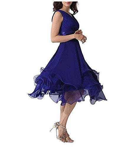 Chiffon Mother Gown Dark of V Fuchsisa Neck the Green Botong Bridal Formal Dress Prom I7qzAwdc
