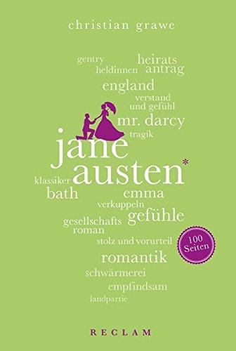 Jane Austen. 100 Seiten (Reclam 100 Seiten) Taschenbuch – 7. September 2016 Christian Grawe Philipp jun. GmbH Verlag