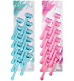 Max Disposable Soft Care Hair Removing Razor For Women - 12 Pcs
