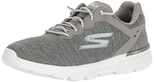 Women's Go Run Skechers Outdoor Multisport Gray Shoes 400 Swiftly Grey BKW A5dqEqw