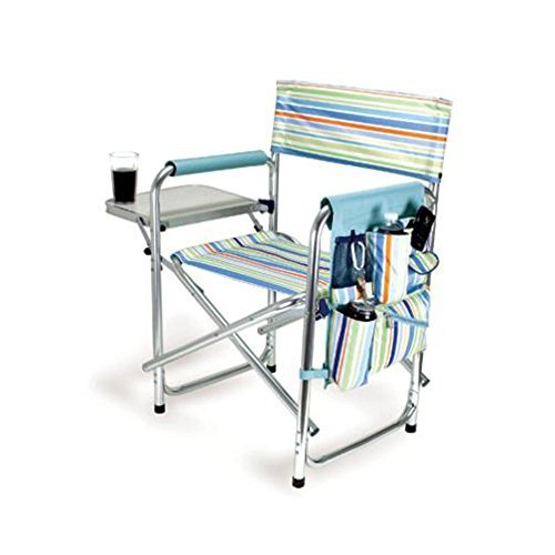 (PICNIC TIME Ultimate Spectator Folding Sports Chair Riviera)