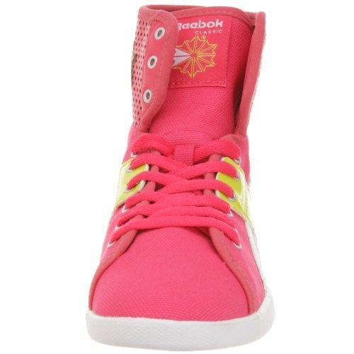 Reebok - Zapatillas para mujer rosa
