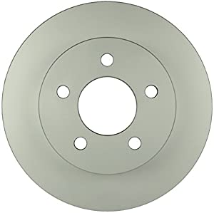 Bosch 20010358 QuietCast Premium Disc Brake Rotor For Ford: 1992-1994 Crown Victoria; Lincoln: 1991-1994 Town Car; Mercury: 1990-1991 Colony Park, 1990-1994 Grand Marquis; Front