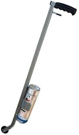 Soppec 441617 Canne 1 Roue PVC pour Gamme Traceurs de Chantier