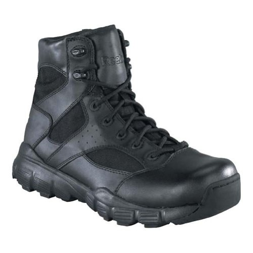 Reebok 6 Dauntless Vanntett Kamp Boot - Menns Svart