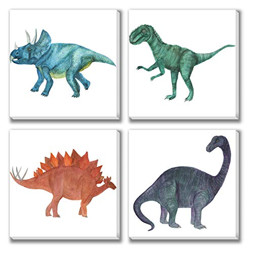 Texture of Dreams Boy Room Cool Dinosaur