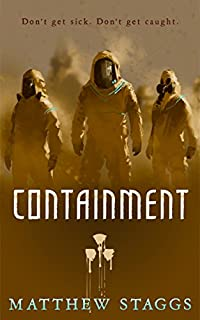 Containment by Matthew Staggs ebook deal