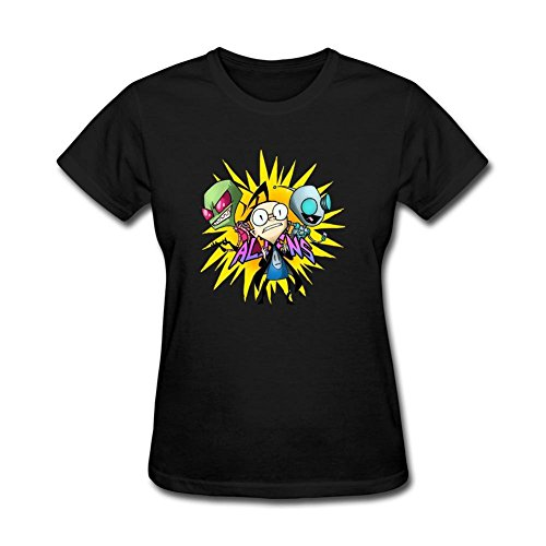 samjosph-womens-invader-zim-fan-art-t-shirt-size-l-black