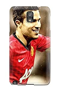 New Snap-on Mary David Proctor Skin Case Cover Compatible With Galaxy Note 3- Robin Van Persie