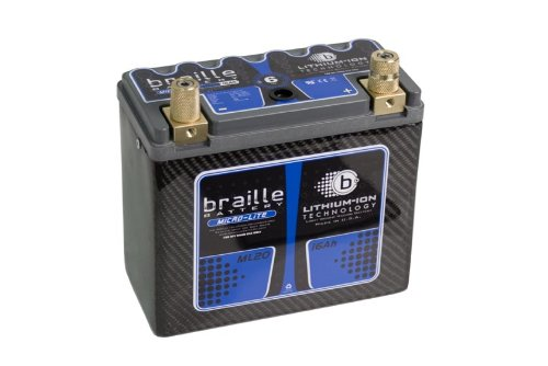 Braille Battery ML20C 12 Volt Lithium Carbon Battery