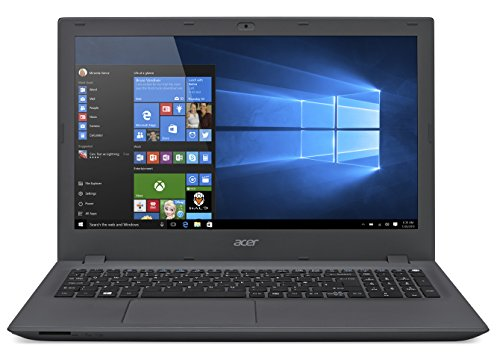 Acer Aspire E5-573G 15.6-Inch Laptop (Intel Core i5-5200U, 8 GB RAM, 1 TB Hard Drive, Windows 10 Home), Black