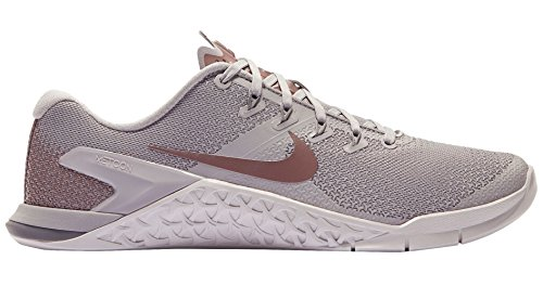 NIKE Femme 4 Smokey Atmosphere Sneakers Multicolore LM 39 EU Basses Vast Wmnsmetcon Mauve Grey 001 rxXq4r8