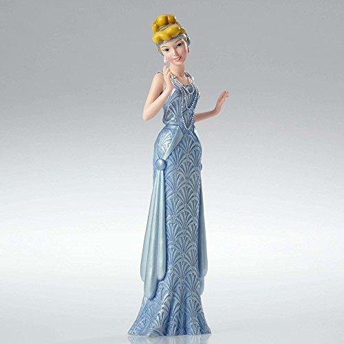 Disney Cinderella Collectible (Enesco Disney Showcase Couture De Force Cinderella Art Deco Stone Resin Figurine)