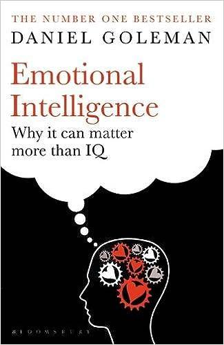Картинки по запросу Emotional Intelligence by Daniel Goleman