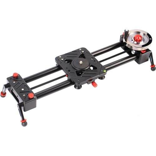Came-TV Adjustable Length Slider (19.68&quot, 39.37&quot, 59.06''), 11lbs Capacity by Came-TV