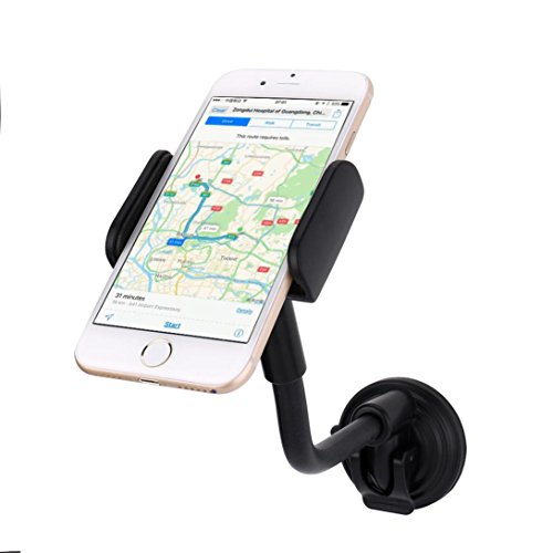 - Universal Car Windshield Dashboard Suction Cup Mount Holder Stand for Cell Phone 4.0