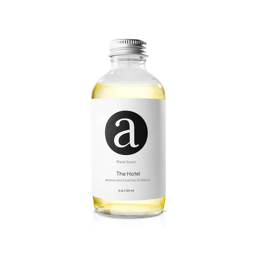 The Hotel for Aroma Oil Scent Diffusers - 120 milliliter