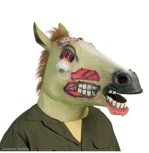 Accoutrements 12465 Zombie Horse Mask