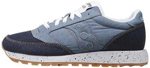 saucony denim sneakers