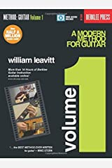 By William Leavitt A Modern Method for Guitar - Volume 1: Book with More Than 14 Hours of Berklee Video Guitar Instruct (Pap/Psc) [Paperback] Paperback