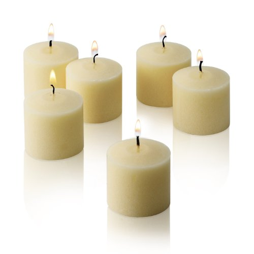 French Vanilla Scented Votive Candles product image