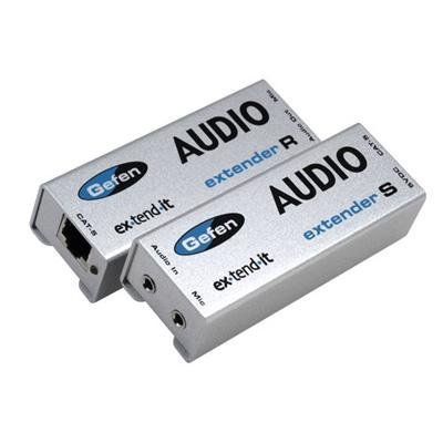 Analog Audio Extender EXT-AUD-1000 By: Gefen Graphics & Design by Gefen