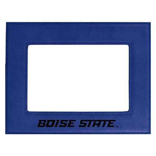 Boise State University-Velour Picture Frame 4x6-Blue