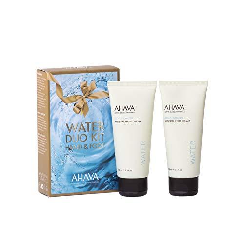 AHAVA Deadsea Water Mineral Hand & Foot Cream Duo