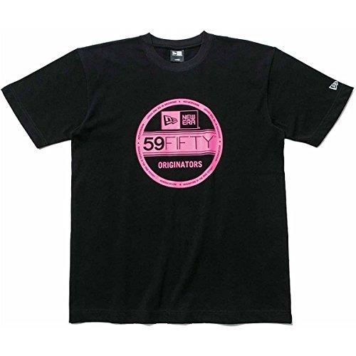 (ニューエラ) NEW ERA Tシャツ ベーシック バイザーステッカー ホワイト/グリーン M