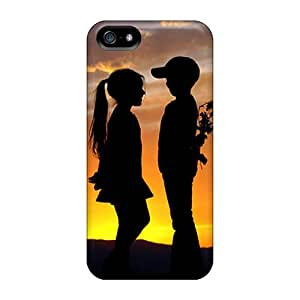 Perfect Fit QUeoS3242EUmOD Love Case For Iphone - 5/5s