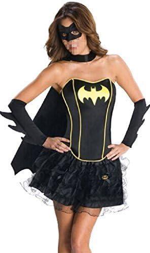De la Mujer Holloween Batman Hero heroína disfraz Cosplay fiesta ...