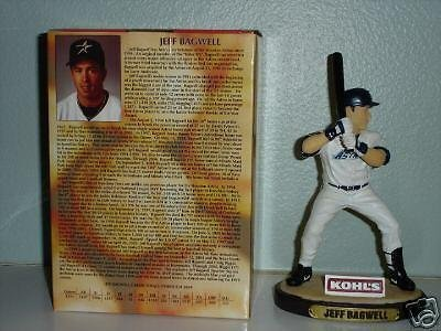 BD&A Jeff Bagwell Houston Astros Figure SGA 2005 Kohl's Houston Astros Bobblehead ()