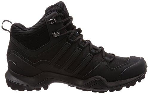 Marcha GTX de Black R2 Core Core Negro para Core Swift Adidas Terrex Mid Hombre Nórdica Black Black Zapatillas qw0TYIR