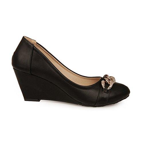 Zapatos negros La Modeuse para mujer PACvgKPO