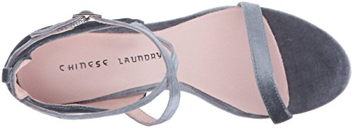 Steel Rich Lavelle Blue Velv Chinese Lavelle Laundry Womens 68wYqHY