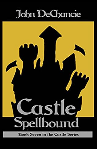 book cover of Castle Spellbound