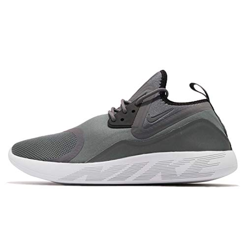 Nike Men Lunarcharge Essential, Dark Grey/Dark Grey-Black DARK GREY/DARK GREY-BLACK