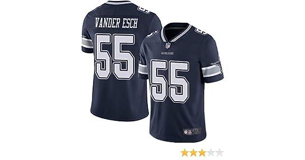 huge discount 04a4d 67b71 Outerstuff Youth 8-20 #55 Dallas Cowboys Leighton Vander Esch Jersey