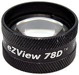 eZView - 78D Slit Lamp Lens. 78 Diopter Condensing Lens
