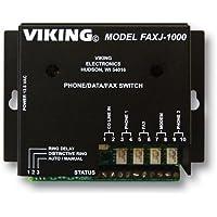VIKING ELECTRONICS FAXJ1000 / FAXJACK -SWITCH 1000