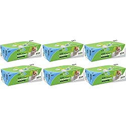 36 Count, Drawstring Cat Pan Liner, Extra Giant
