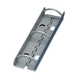 Master Products Mfg. Co. Ring Section for Master Catalog Rack System, Gray, 2-Inch Capacity (DRS-3)